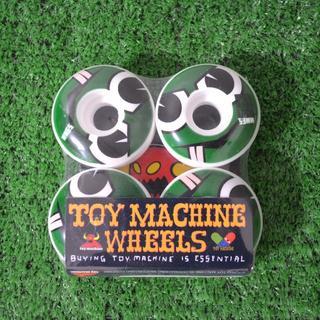 トイマシーン(Toy Machine)の新品 TOY MACHINE スケボー ウィール トイマシーン 53mm 格安♪(スケートボード)
