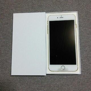 新品 iPhone6 plus 64GB docomo ゴールド(スマートフォン本体)