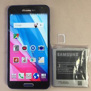サムスン(SAMSUNG)の④docomo. ギャラクシーSC-02F 新品バッテリー付お買い得品 (スマートフォン本体)
