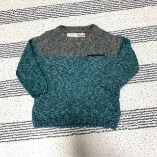 ザラキッズ(ZARA KIDS)のzara baby ニット(ニット/セーター)