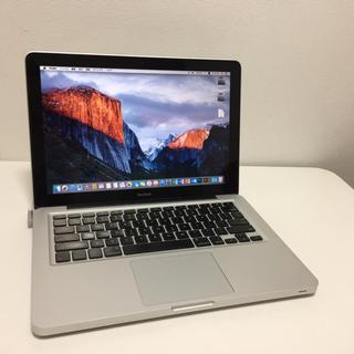 アップル(Apple)の  ★すぐ使える★サポート充実初心者★MacBook(ノートPC)