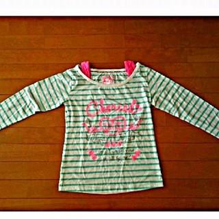 HIROMICHI NAKANO - ヒロミチナカノ女の子長袖Tシャツ