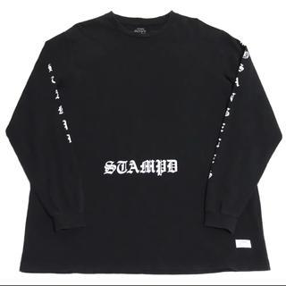 スタンプドエルエー(Stampd' LA)のStampd ロングTシャツ オーバーサイズ  ビックサイズロンT(Tシャツ/カットソー(七分/長袖))