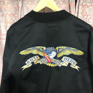 シュプリーム(Supreme)のSupreme ANTI HERO bomber jacket(ブルゾン)
