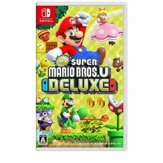 ニンテンドースイッチ(Nintendo Switch)のNSW New スーパーマリオブラザーズ U デラックス(家庭用ゲームソフト)