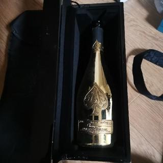 アルマンドバジ(Armand Basi)のアルマンドブリニャックゴールド空ビン箱ケース付(シャンパン/スパークリングワイン)