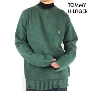 トミーヒルフィガー(TOMMY HILFIGER)のTOMMY HILFIGER ニット セーター ロゴ 王冠(ニット/セーター)