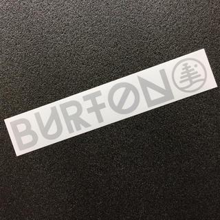 BURTON - 【リフレクター】BURTON FamilyTreeモチーフカッティングステッカー