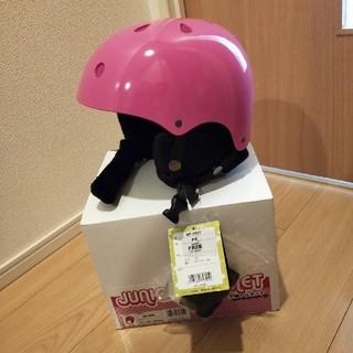 BURTON - 新品未使用 north peak ノースピーク ジュニア ヘルメット
