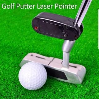 ゴルフ用品 ゴルフパターレーザーポインター(クラブ)