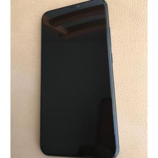 アンドロイド(ANDROID)の美品 zenfone5z asus ブラック 国内版 simフリー dsdv(スマートフォン本体)