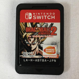 ニンテンドースイッチ(Nintendo Switch)の【ソフトのみ】ドラゴンボール ゼノバース2 for NintendoSwitch(家庭用ゲームソフト)
