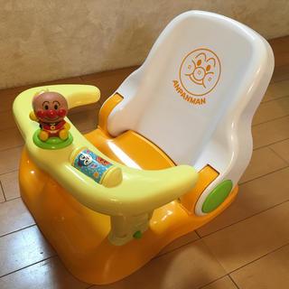 アンパンマン(アンパンマン)のバスチェアー  アンパンマン(お風呂のおもちゃ)