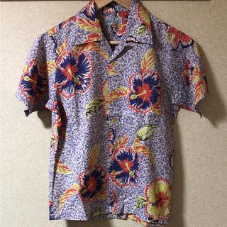 サンサーフ(Sun Surf)のSUN SURF シアサッカーアロハシャツ(シャツ)