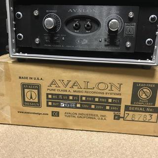 AVALON DESIGN U5 専用ケース付き一式