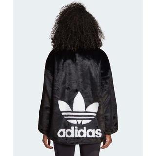 アディダス(adidas)のadidas Originals FUR JACKET (ブルゾン)