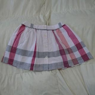 BURBERRY - バーバリー スカート 100