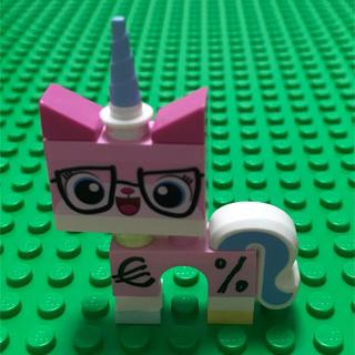 レゴ(Lego)のlego レゴ ミニフィグ レゴムービー legomovie unikitty(知育玩具)