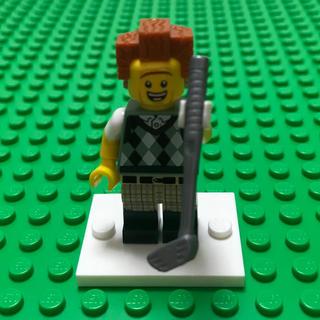 レゴ(Lego)のlego レゴ ミニフィグ lego movie レゴムービー おしごと社長 (知育玩具)
