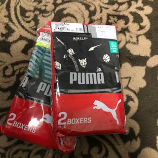 プーマ(PUMA)の最後PUMA140ボクサーパンツ(下着)