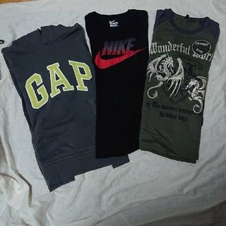ナイキ(NIKE)の男の子用 ロンT、カットソー、パーカー 130セット(Tシャツ/カットソー)