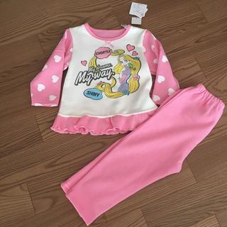 ディズニー(Disney)の新品タグ付き☆ラプンツェル☆パジャマ☆100cm(パジャマ)