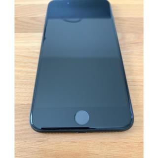 アップル(Apple)のiPhone 7 Plus Black 128 GB 美品(スマートフォン本体)