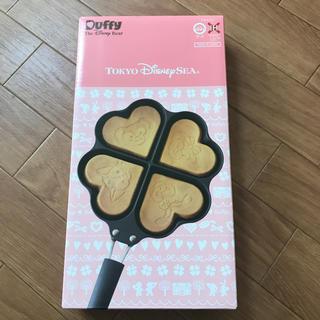ディズニー(Disney)の未使用 ダッフィー  ハートウォーミングデイズ フライパン(調理道具/製菓道具)