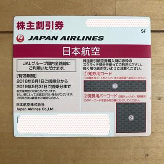 JAL 株主優待券(航空券)
