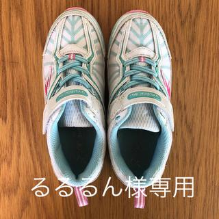 瞬足スニーカー  21.5(スニーカー)