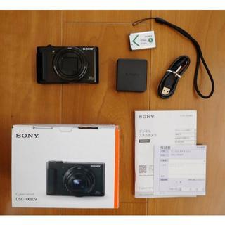 ソニー(SONY)の超美品 SONY サイバーショット DSC-HX90V ソニー(コンパクトデジタルカメラ)
