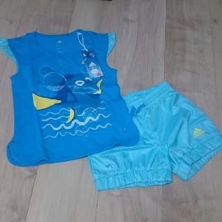 アディダス(adidas)のアディダス × ディズニー 120サイズ/新品(Tシャツ/カットソー)