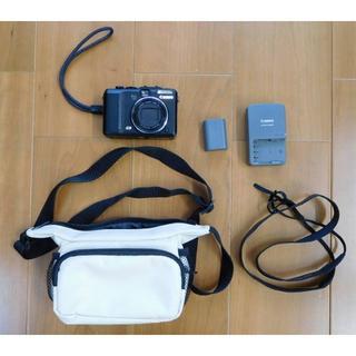 キヤノン(Canon)の美品 CANON PowerShot G9 コンパクトデジタルカメラ キャノン (コンパクトデジタルカメラ)