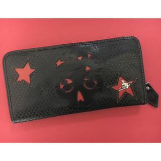 4820be225c8e ヴィヴィアンウエストウッド(Vivienne Westwood)のVivienne Westwood スカル長財布(財布)