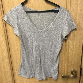 ジーユー(GU)のインナー(Tシャツ(半袖/袖なし))