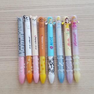 ディズニー(Disney)のミミペン ボールペン 二色ボールペン(ペン/マーカー)