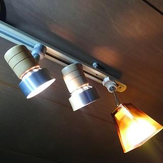 エルパ(ELPA)のELPA等■ライティングレール用スポットライト■3個セット(天井照明)