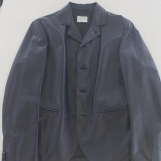 wholesale dealer 2e467 decb8 アルマーニコレツィオーニ ラムレザージャケット