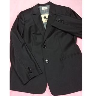 アリスバーリー(Aylesbury)の【新品】AylesburyアリスバーリーL大きいサイズ15号ジャケット黒(テーラードジャケット)