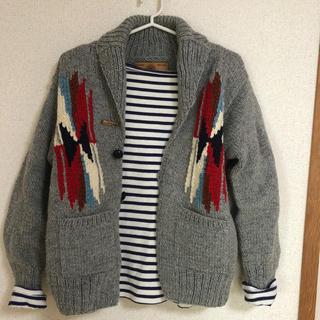 カナタ(KANATA)のcanadian sweater(カーディガン)