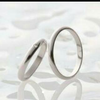 カルティエ(Cartier)のプラチナ指輪カルティエ未使用品リング値下げクラシックリング(リング(指輪))