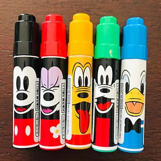 ディズニー(Disney)の【新品】ディズニー  ♡ Disney ♡ ミニマーカー ♡ ペン ♡ミッキー♡(ペン/マーカー)
