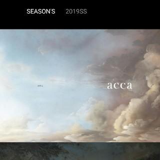 アッカ(acca)の2019acca book 新品(未開封♡)(ヘアアクセサリー)