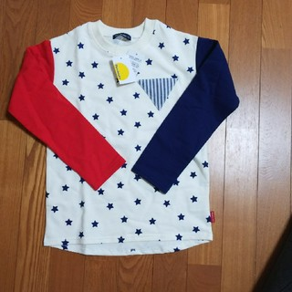 ムージョンジョン(mou jon jon)の 新品‼️ムージョンジョンのロンTです(Tシャツ/カットソー)