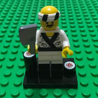 レゴ(Lego)のlego レゴ ミニフィグ ニンジャゴー ninjago 寿司 シェフ (知育玩具)