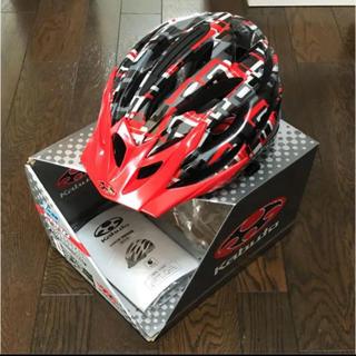 オージーケー(OGK)のOGK KABUTO ヘルメット FARO S/Mサイズ(ウエア)