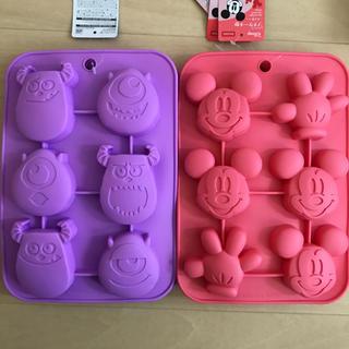 ディズニー(Disney)のディズニー プチケーキ型 ダイソー(調理道具/製菓道具)