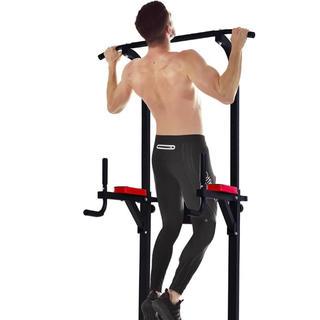 改良版 ぶら下がり健康器具 懸垂マシン 懸垂器具 筋力トレーニング 室内(トレーニング用品)