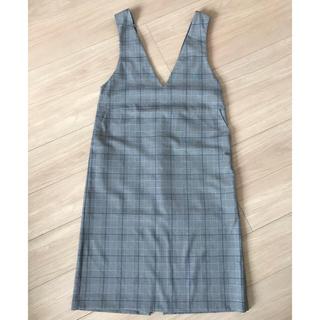 GU ジャンパースカート XLサイズ
