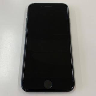 アップル(Apple)のiPhone7 128GB ブラック(スマートフォン本体)